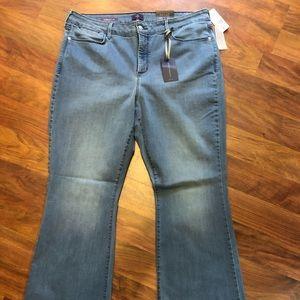 NYDJ Slimming Flare Jean